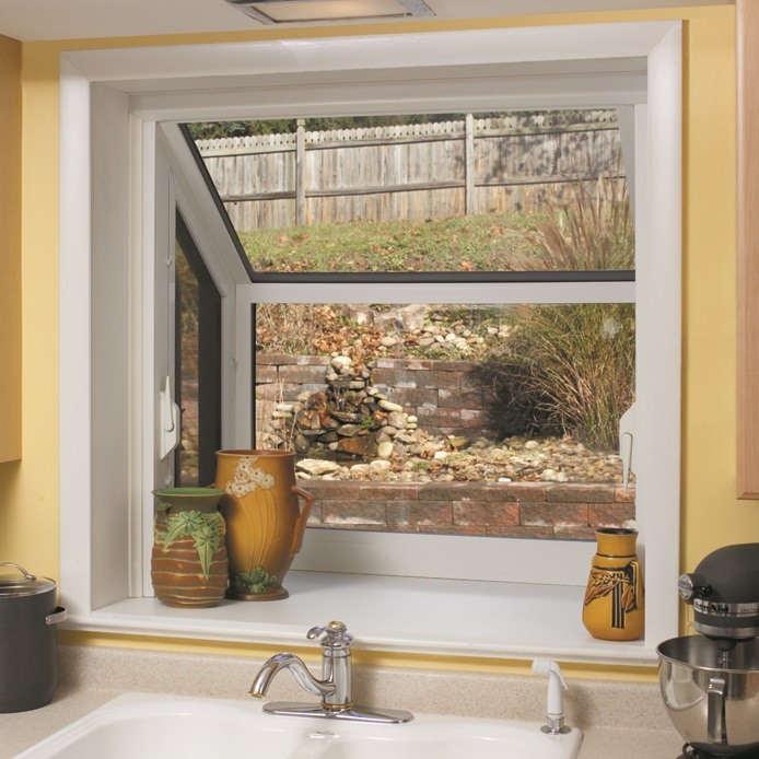 Garden Window & Vinyl Replacement Kitchen Windows | Pure Energy