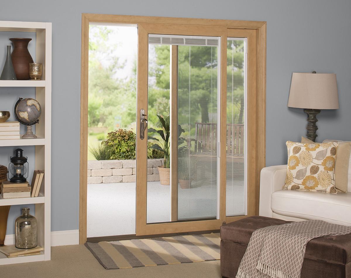 Sliding Glass Door Features Pure Energy Window Metro