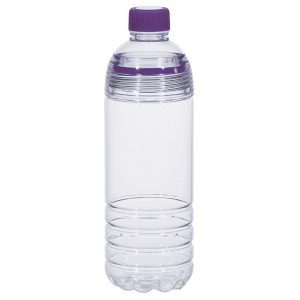 large carbon footprint bottled water