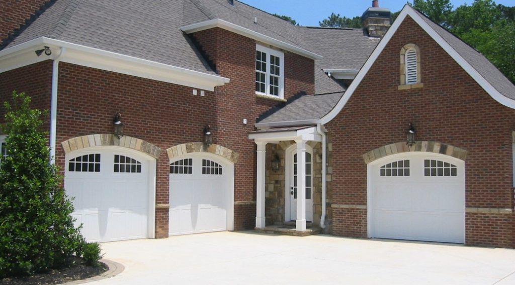 curb appeal garage door