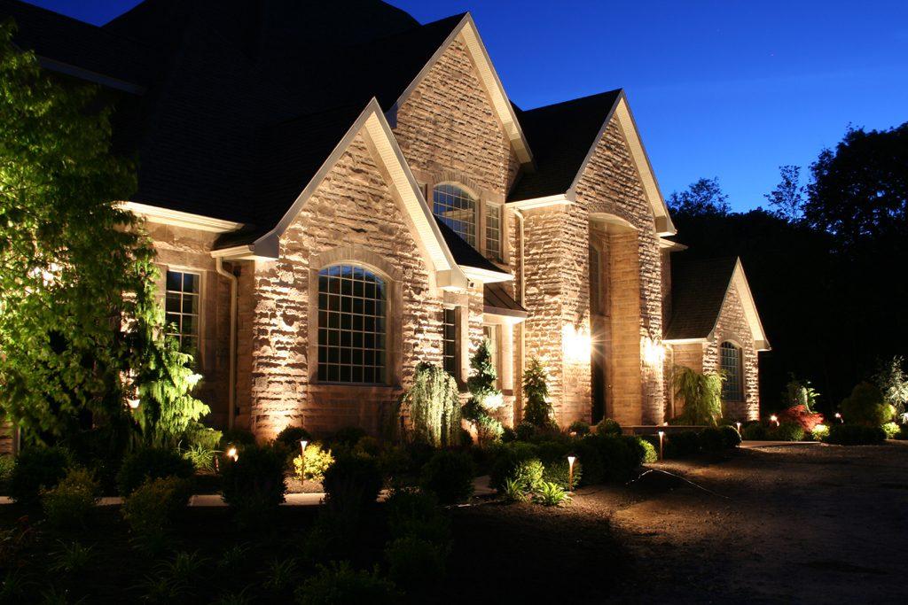 curb appeal lighting