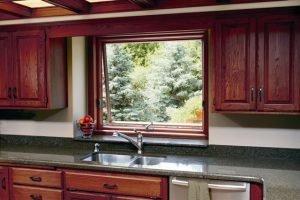 awning casement